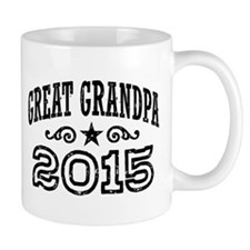 Great Grandpa 2015 Mug