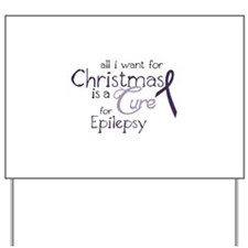 All I Want For Christmas is a Cure For Epilepsy Ya