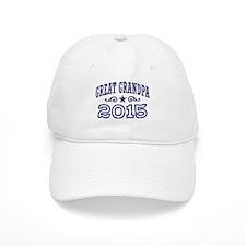 Great Grandpa 2015 Baseball Cap