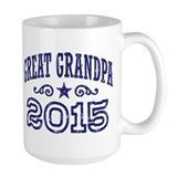 Grandpa Large Mugs (15 oz)