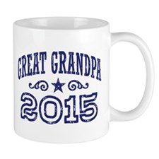 Great Grandpa 2015 Small Mug