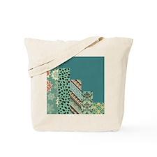 SEAFOAM & TEAL Tote Bag