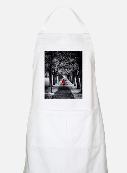 Red Coat Apron
