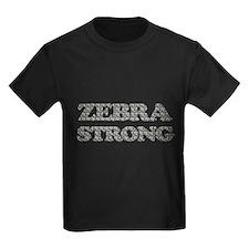 Zebra Strong T-Shirt