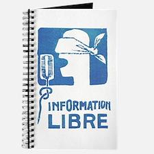 Information Libre Writing Journal