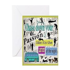 Passion Card Greeting Cards