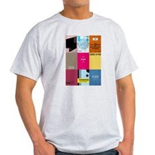 Classic Book Covers T-Shirt