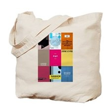 Classic Book Covers Tote Bag
