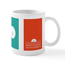 Dante, Milton & Rabelais Book Cover Mugs