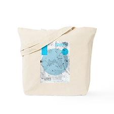Gulliver's Travels Tote Bag