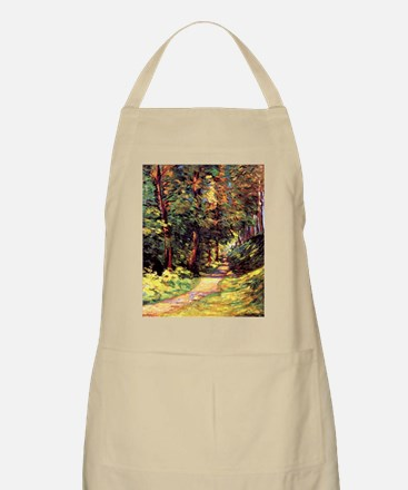A Path in the Woods, an Armand Guillaumin pa Apron