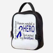 Colon Cancer HeavenNeededHero1. Neoprene Lunch Bag