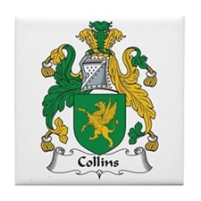 Collins Tile Coaster