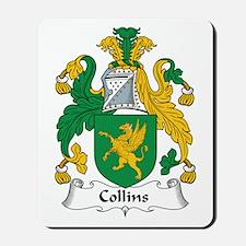 Collins Mousepad