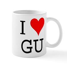 I Love GU Mug