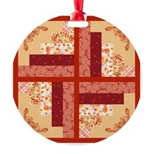 PEACHY KEEN Ornament
