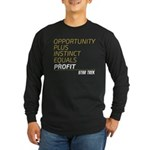 Ferengi Rules of Acquisition Long Sleeve T-Shirt