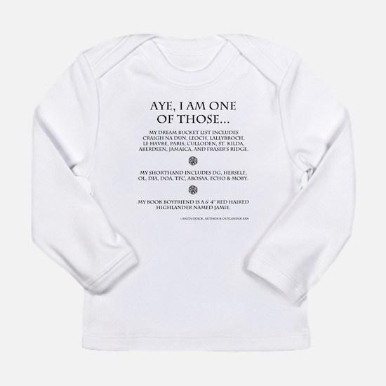 Call Me Sassanach Long Sleeve T-Shirt