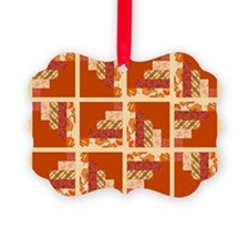 CREAMSICLE Ornament