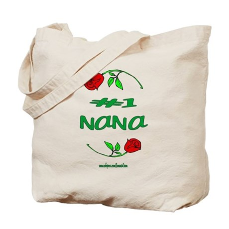#1 Nana Tote Bag