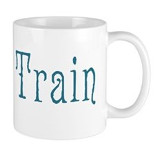 Bogey Train Mug