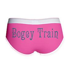 Bogey Train Women's Boy Brief
