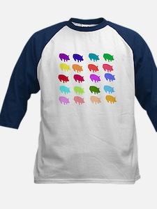 Rainbow Pigs Tee