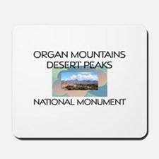 ABH Organ Mountains Desert Peaks Mousepad