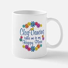 Clog Dancing Happy Place Mug