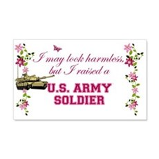 I Raised A Soldier Wall Decal