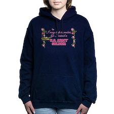 I Raised A Soldier Women's Hooded Sweatshirt