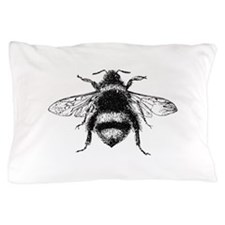 Vintage Honey Bee Pillow Case