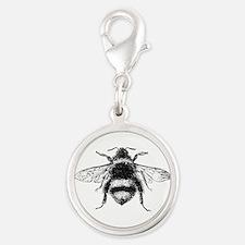Vintage Honey Bee Charms