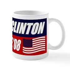 BARACK OBAMA HILLARY CLINTON  Mug