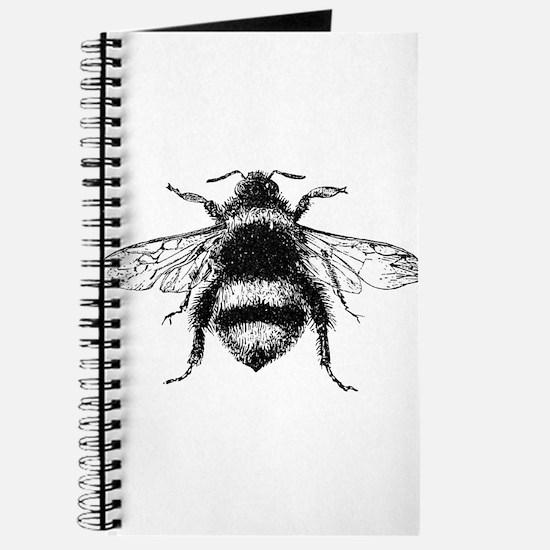 Vintage Honey Bee Journal