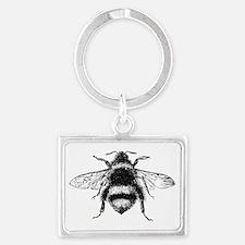 Vintage Honey Bee Keychains