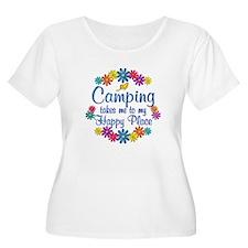 Camping Happy T-Shirt