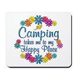 Camping Classic Mousepad