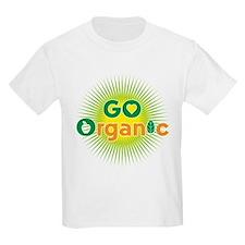 Go Organic T-Shirt