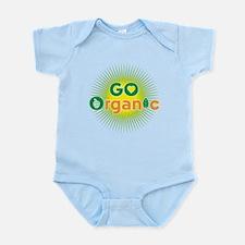 Go Organic Infant Bodysuit