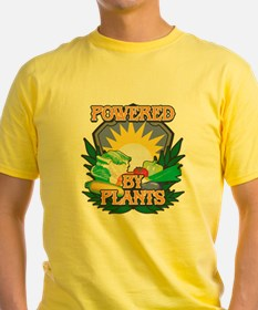 Powered by Plants T