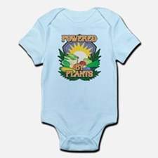 Powered by Plants Infant Bodysuit