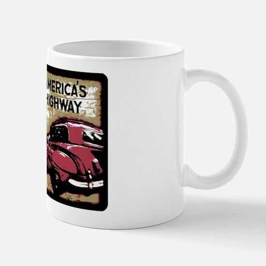 Route US 66 Mugs