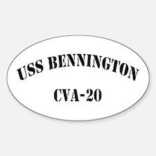 USS BENNINGTON Decal