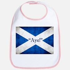 Aye, Scotland! Bib