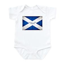 Aye, Scotland! Infant Bodysuit