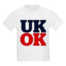 UK? OK!! T-Shirt