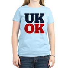 UK? OK!! T-Shirt
