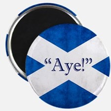 Aye, Scotland! Magnet Magnets