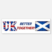 Better Together! Sticker (Bumper)